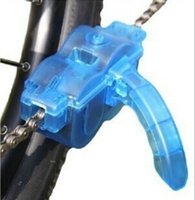 Cheap 10 High quality Professional Bicycle Chain Box Cleaner Cycling Bike Brushes Machine Scrubber Wash Tool