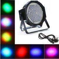 auto show displays - adjustable flash rate LED Effect Light DMX512 RGB Stage Lighting Disco DJ ballroom Show display