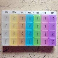 Wholesale 18 CM NEW Medicine Box Pill Case