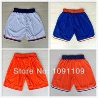 anthony new york - New York Basketball Shorts Men Cheap Carmelo Anthony Shorts Basketball Shorts