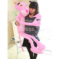 animations panther - cm amp cm France Classic Animation Cute Pink Panther Plush Toy Birthday Gift Stuffed Animals Toys
