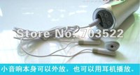 Wholesale DHL Free Set Factory sale Black USB Cable White Earphone for Clip MP3 Player Mp3 Accessories low price high quality tiggou