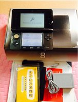 Wholesale Christmas gift handheld game console for DS