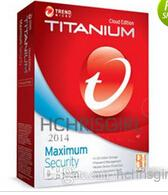 Cheap Trend Micro Titanium Maxmium Security 2016 2015 1 Year 3 PC KEY ONLY NO BOXSET NO DISC