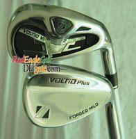 golf irons - New Golf irons clubs KATANA VOLTIO Plus Golf irons PSA irons clubs with VT golf graphite shafts golf grips Golf clubs