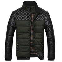 Wholesale 2015 Hot Fashion Brand Clothes Man Jacket College Mens Coat Down Jackets Men Sportswear Windcheater winter Clothing