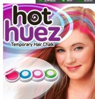 Wholesale Hot huez Set colors Dye hair powdery cake Temporary Hair colors Chalk Powder Dye Soft Pastels Salon Party Christmas DIY
