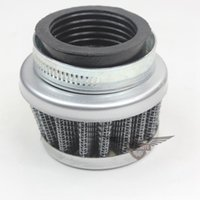 best atvs - Brand New Motorcycle Air Filter Intake Cleaner mm For Universal cc ATVs Dirt Bikes Parts For Best Sale