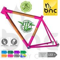 Wholesale 2015 Sale Bicicleta Ems bnc Bamboo Aluminum Multipurpose Bike Frame for mm Spacing bicycle Frame multipurpose Cycling