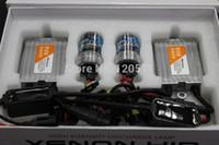 achat en gros de kit de ballast h7 xénon-Super lumineux NOUVEAU 55W R06 kit H1 H7 H11 9005 9006 H3 seulement 0.1s Brillant AC Quick Start HID Xenon Silm Ballast