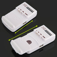 Wholesale Travel Universal Cell Phone Mobile Camera Battery Charger With USB Port Dock