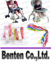 Wholesale New arriving Hot sale NEW Brand new baby stroller toys anti lost strap baby stroller rope accessories LLFA4638F