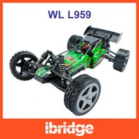 best road car - Wltoys L959 Scale Remote Control RC Racing Car OFF Road km hour ready to go version Best gift toys Rc Model