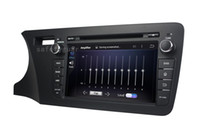 audio city - Quad Core HD din quot Android Car audio Car dvd gps navigation for Honda CITY With G WIFI Radio Bluetooth IPOD TV AUX IN