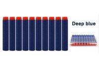 Wholesale Fashion Hot N strike Elite Rampage Retaliator Series Blasters Refill Clip Darts Soft Bullet Colors