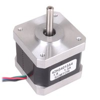 mini stepper motor - NEMA Phase Hybrid Mini Stepper Motor A mm for cnc router machine