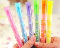 Wholesale Candy color water color pen marker pen