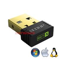 Wholesale EDUP EP N8530S ANTENNA NANO MINI USB WIRELESS WIFI CHIAVETTA PENNA Mbps LINUX