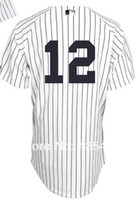 alfonso soriano jersey - 2015 New Good Quality Alfonso Soriano New York Authentic Embroidery and stitched onfield Cool Base Baseball Jerseys