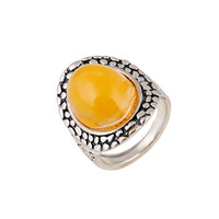 amber stones for sale - New Arrival Promotion Vintage Engagement Rings for Sale Exquisite Fine Vintage Womens Rings Beautiful Amber Stone Rings