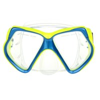 diving equipment - Tempered Glass Scuba Diving Mask Swimming Diving Goggles Snorkeling Swimming Glass Equipment Adult DHL Y0903