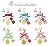 jewelry paris - Fashion macaron key chain boutique in Paris France Eiffel Tower keychain jewelry key chain decoration lover gift birthday gift