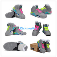 air rave - 2012 Charles Barkley Air Force High Sneakers Men s Sports Basketball Shoes Wolf Grey Volt Cyan Rave Pink