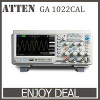 atten oscilloscopes - Atten oscilloscopesGA1022CAL Digital Oscilloscopes
