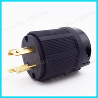 Wholesale L14 P Prong Generator Locking Plug UL Approval A V order lt no track