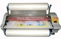 Wholesale Brand New FM Laminator Four Rollers Hot Roll Laminating Machine