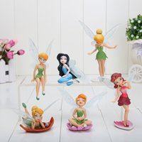 Tinkerbell Fairy tinkerbell - High Quality PVC Tinkerbell Fairy Adorable Figures NEW