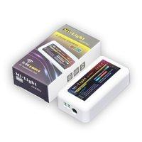 ac tech - DHL Fedex EMS Shipping MiLight DC12V V A RGBW Channels G Wifi RF Tech Zone Controller Unit for LED Strip Light