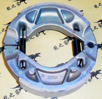 Wholesale YBR125 Motorcycle Brake Shoes Brake Discs