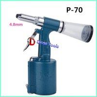 automatic nail gun - P70 air riveter gun pneumatic pulling nail gun automatic self priming pneumatic nail gun mm
