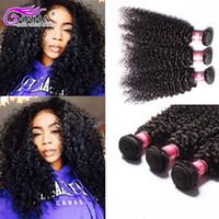 Cheap peruvian curly virgin hair Best afro kinky curl human hair