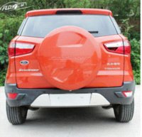 Wholesale Automobile p car front and rear bumpers ABS Engineering plastics Electroplate Decoration for FORD Ecosport decorative plastic sheet
