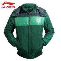 Wholesale Original LINING men s jacket Hooded Sportswear