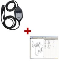 daihatsu parts - Scania VCI SDP3 Plus Scania Spare Parts Catalog Service Professional Diagnostic Tool For Heavy Duty Truck Scania VCI2 Multi Languages