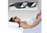 amaze definition - New Amazing Lazy Creative Periscope Horizontal Reading TV Sit View Glasses On Bed Lie Down Bed Prism Spectacles Lazy Glasses High Definition