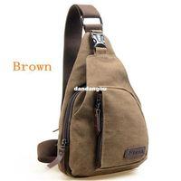 Wholesale Hot sale New Fashion Men Messenger Bags Sport Canvas Male Shoulder Bags Casual Outdoor Travel Hiking Military Men bag