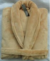 bathing gowns - Flannel men s Sleeping gown nightwear male s bathing robe night shirt nightshirt