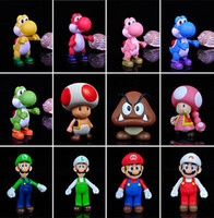 Wholesale Hot Super Mario Bros INCH Figure Toy CHOOSE ONE FROM