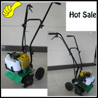 agricultural gardening tools - gasoline hand push walking garden rotary tiller machine farm agricultural tools and power tiller garden tiller paddy field farm