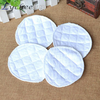 absorbent pillows - New Nursing Breast Pads Washable Reusable Soft Absorbent Breastfeeding Hot Breast Feeding