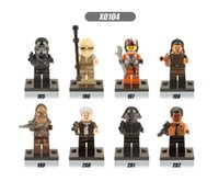 Wholesale 1440pcs star Wars Minifigure brick The Force Awakens Building Block Set Models Figure Toys rfg