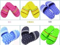Wholesale Factory Direct Sale Summer women flats sandals and slippers non slip bathroom slippers home Couples Massage slippers