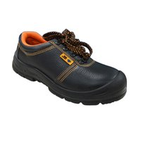 steel toe safety shoes - Buffalo waterproof leather safety shoes