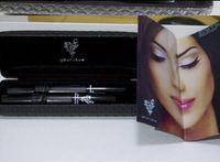Wholesale 2pcs set High quality Newest D Mascara Waterproof Double Mascara D FIBER LASHES Set Makeup Eyelash DHL