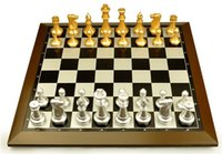 backgammon pieces - in multifunctional Large Magnetic plastic chess board with golden chess pieces checker backgammon