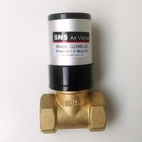 Wholesale Q22HD Pneumatic Control Valve